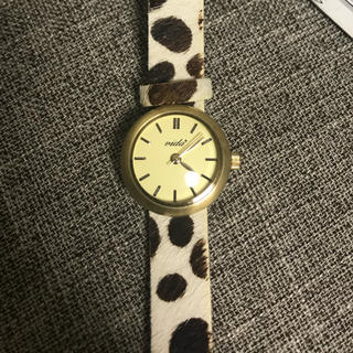 ヴィーダプラス(VIDA+)のvida+ ヴィーダプラス 腕時計  アニマル 豹 ダルメシアン beams(腕時計)