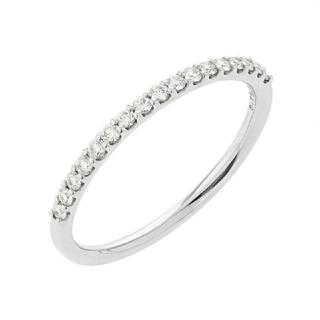 BLOOM - BLOOM ブルーム   K10 ホワイトゴールド ダイヤモンド リング