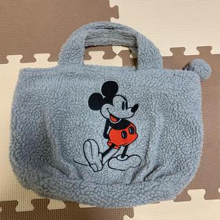 ミッキーマウス(ミッキーマウス)のミッキー モコモコバック TDL(トートバッグ)