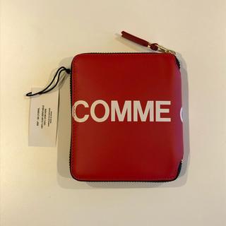 コムデギャルソン(COMME des GARCONS)のコムデギャルソン ロゴ 財布 (財布)