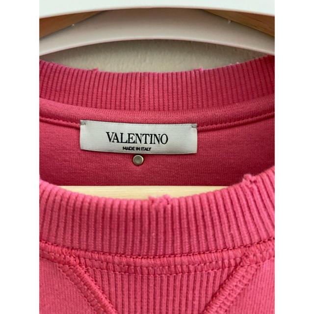 VALENTINO(ヴァレンティノ)のヴァレンティノ♡トレーナー メンズのトップス(その他)の商品写真