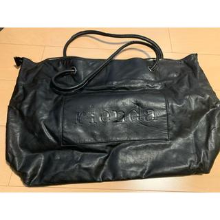 rienda - リエンダ 大きめトートバッグ