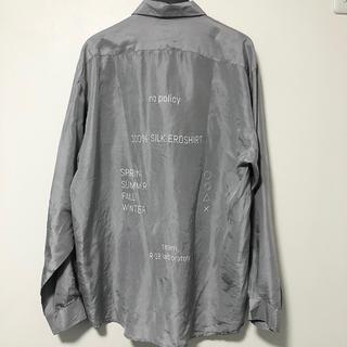 Maison Martin Margiela - vintage 100% シルクシャツ