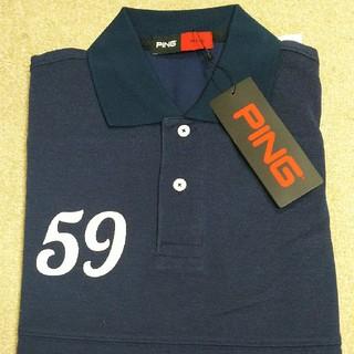 PING - ping ポロシャツ