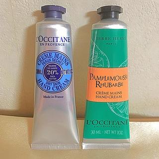 L'OCCITANE - 未使用!ロクシタンハンドクリームセット