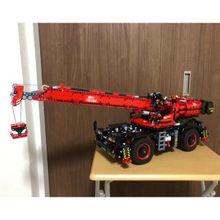 Lego - LEGO レゴテクニック 42082 クレーン車