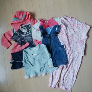 daddy oh daddy - 女の子 子供服セット サイズ95(90)