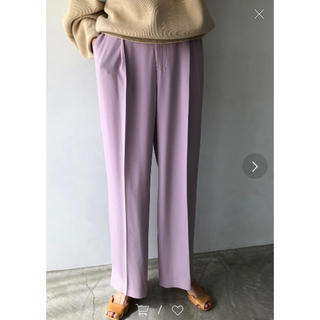 TODAYFUL - TODAYFUL Georgette Rough Trousers'