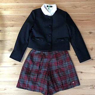 ポンポネット(pom ponette)のポンポネット 卒服 卒業式 セットアップ(ドレス/フォーマル)