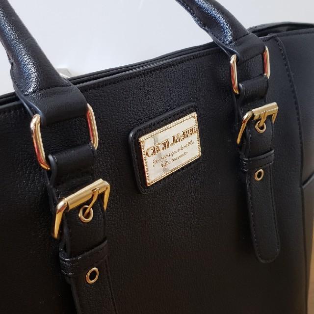 CECIL McBEE(セシルマクビー)のお値下げ中♡ ☆新品・未使用☆ セシルマクビー 大きめ トートバッグ レディースのバッグ(トートバッグ)の商品写真