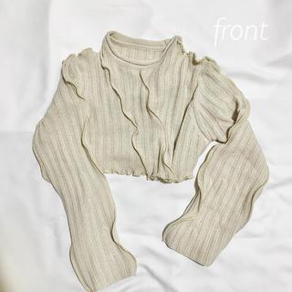 Ameri VINTAGE - original remake short knit