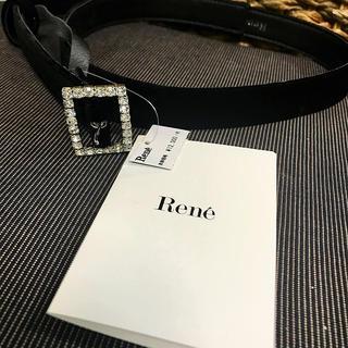 ルネ(René)の新品 ルネ ベロアベルト フォクシー (ベルト)