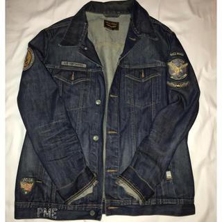 RRL - Vintage patch denim jacket