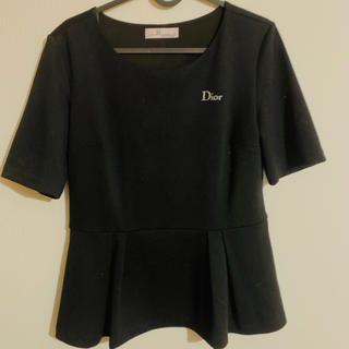 クリスチャンディオール(Christian Dior)のDior トップス ディオール Tシャツ(Tシャツ(半袖/袖なし))