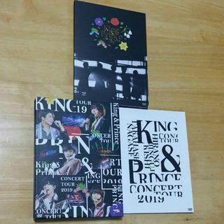 Johnny's - 美品 King & Prince/CONCERT TOUR 2019 初回限定盤