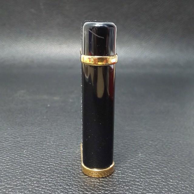 Cartier(カルティエ)のカルティエ ライター ゴドロン ブラック メンズのファッション小物(タバコグッズ)の商品写真