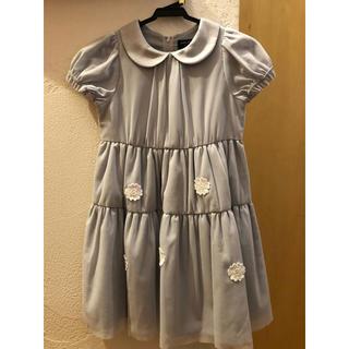 ポンポネット(pom ponette)のキッズ ワンピース(ドレス/フォーマル)