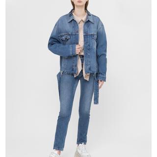 Balenciaga - レシート付き バレンシアガデニムジャケット