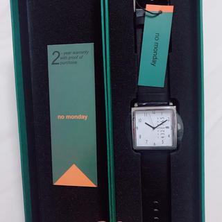 Daniel Wellington - no monday ノーマンデー 腕時計