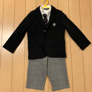 サンカンシオン(3can4on)のキッズ セットアップスーツ(ドレス/フォーマル)