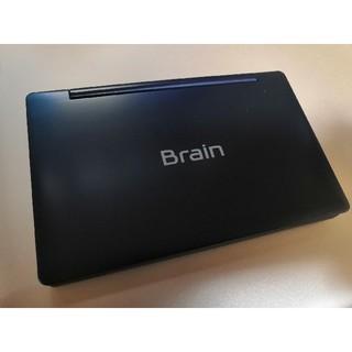 シャープ(SHARP)のシャープ電子辞書 PW-SH2 ブラック 美品本体(その他)