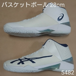 asics - バスケットボールS 28cm アシックス GELBURST 22