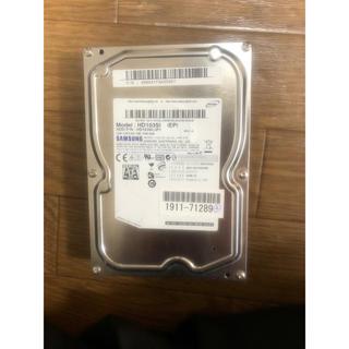 SAMSUNG - HDD 1TB サムスンSamsung HD103SI