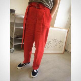 BEAUTY&YOUTH UNITED ARROWS - roku belt pants