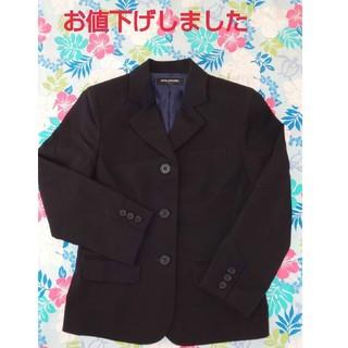 ポンポネット(pom ponette)のお値下げ ポンポネットジュニア ジャケット Sサイズ140 卒業式 入学式(ドレス/フォーマル)