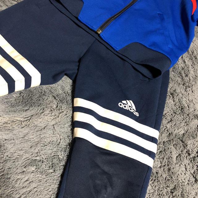 adidas(アディダス)のサッカーウェア ジャージ ピステ 130 スポーツ/アウトドアのサッカー/フットサル(ウェア)の商品写真