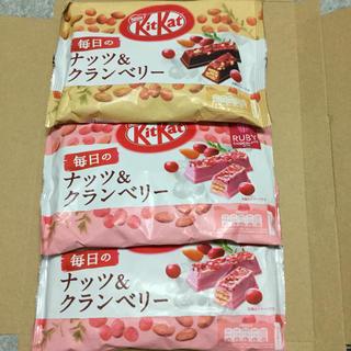 Nestle - ネスレ キットカット3袋