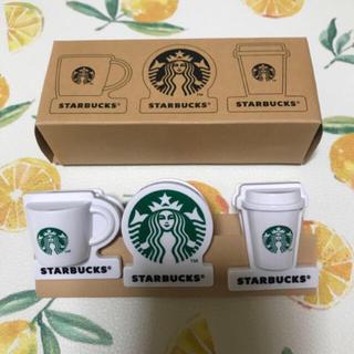 スターバックスコーヒー(Starbucks Coffee)の☕STARBUCKS ☕ クリップ3個組(その他)
