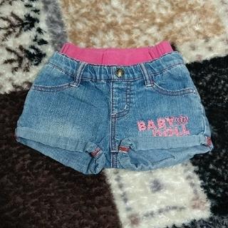 ベビードール(BABYDOLL)の【BABY DOLL】ショートパンツ(パンツ)