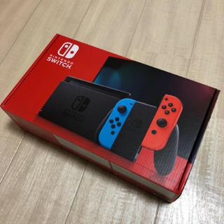 Nintendo Switch - 配送ゎ37777円♡在庫2点♡新型・新品♡Nintendo Switch