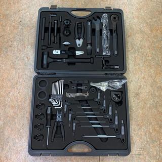 シマノPRO エキスパート ツールボックス(42種の高級自転車専用ツールセット)(工具/メンテナンス)