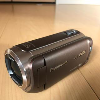 Panasonic - パナソニック HC-W580M Panasonic ほぼ未使用 ビデオカメラ