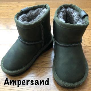 アンパサンド(ampersand)のアンパサンド ムートンブーツ(ブーツ)