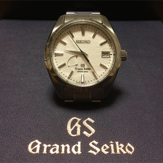 Grand Seiko - グランドセイコー マスターショップ限定 SBGA011 スノーフレーク 雪白