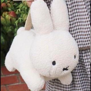 メリージェニー(merry jenny)のメリージェニー☆新品☆ミッフィー☆バッグ☆(ハンドバッグ)