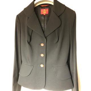 ヴィヴィアンウエストウッド(Vivienne Westwood)のヴィヴィアン  ウエストウッド スカートスーツ(スーツ)