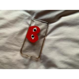 コムデギャルソン(COMME des GARCONS)のiPhoneケース(iPhoneケース)