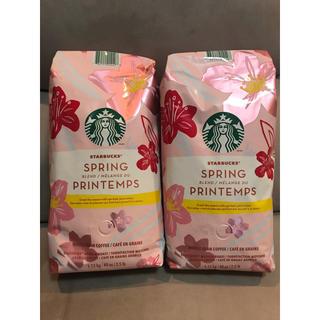 Starbucks Coffee - 【2袋セット】スターバックス コーヒー豆 スプリングブレンド 大容量1.13kg