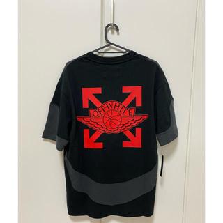 ナイキ(NIKE)のjordan off-white Tシャツ(Tシャツ/カットソー(半袖/袖なし))
