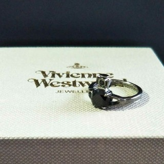 Vivienne Westwood - ヴィヴィアンウエストウッド ガンメタルリング
