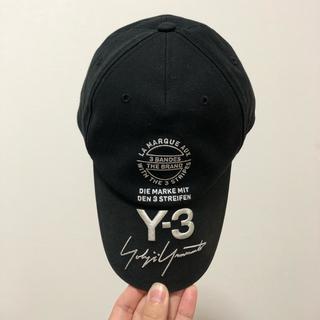 ワイスリー(Y-3)のY-3 キャップ 15周年記念【限定品】(キャップ)