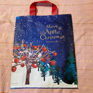 アフタヌーンティー♡クリスマス限定 ショップ袋