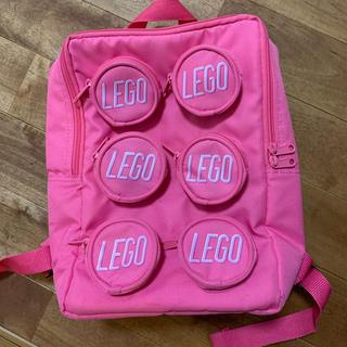 レゴ(Lego)のLEGO リュック ピンク(リュックサック)