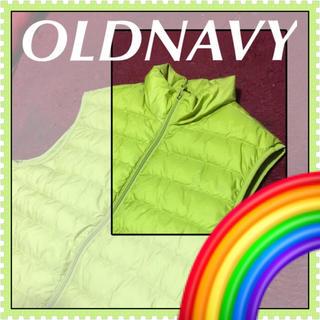オールドネイビー(Old Navy)の❇️【OLDNAVY】大草原の小さな家☆‼️未使用品‼️(ダウンベスト)
