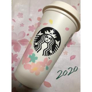 Starbucks Coffee - スターバックス SAKURA 2020 リユーザブルカップ 473ml スタバ