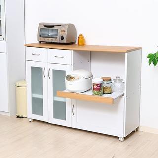 キッチンカウンター サージュ 幅120cm ※北海道・沖縄県への発送不可